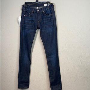 Rag & Bone Dre Low-Rise Boyfriend Beverlys Jeans